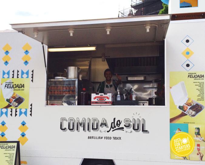 Comida Do Sul -Perth's Food Rumble Truck V2.0