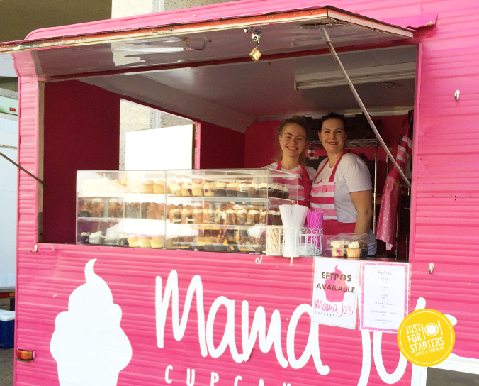 Mama Jo's Cupcakes - Perth's Food Truck Rumble V2.0