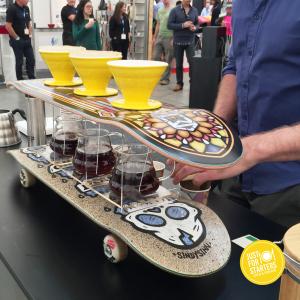 Brew Bar DC Coffee Roasters - Melbourne International Coffee Expo - MICE 2015