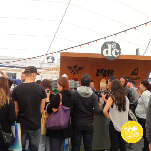 DC Coffee Roasters Stand - Melbourne International Coffee Expo - MICE 2015