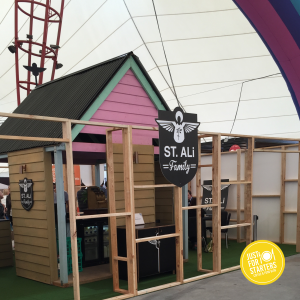 St Ali Family Stand - Melbourne International Coffee Expo - MICE 2015