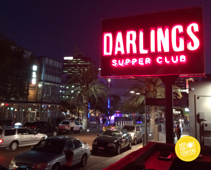 Darlings Supper Club Northbridge